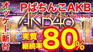 【試打動画】PぱちんこAKB48ワンツースリーフェスティバルL1