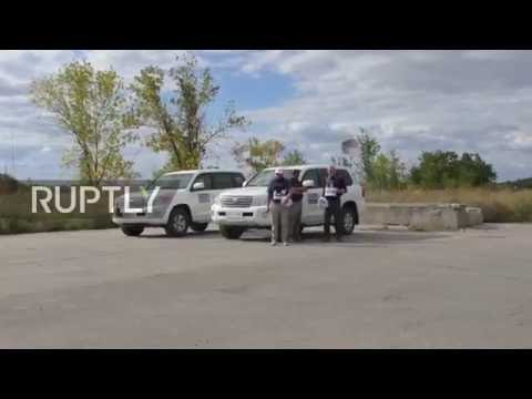 Ukraine: Donetsk People's Republic and Ukraine military exchange prisoners