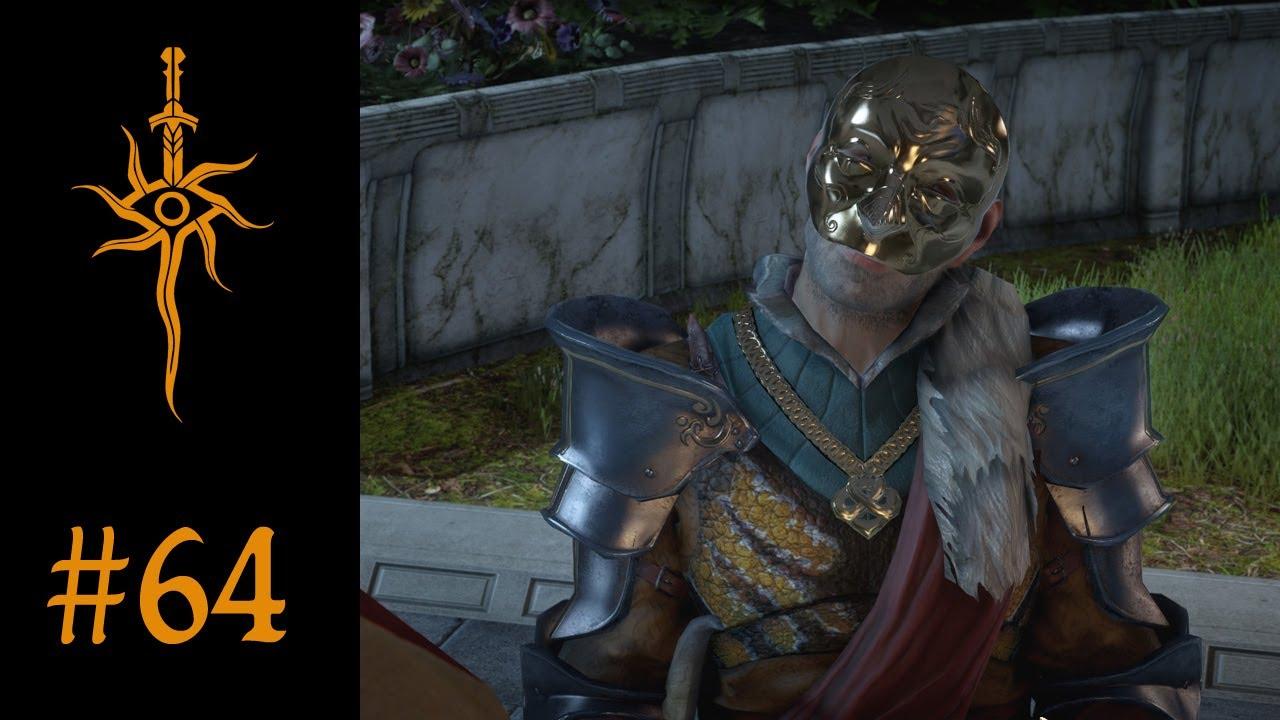 Dragon Age: Inquisition Leliana dialogue (Heaven, part 1