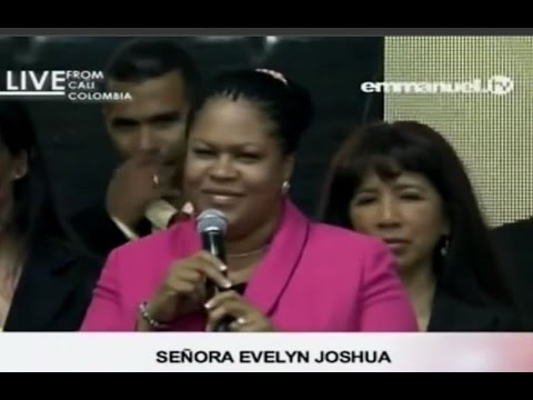 Crusade In Colombia With Prophet TB Joshua Day 2, 12 July 2014, (Part 1/4), Emmanuel TV
