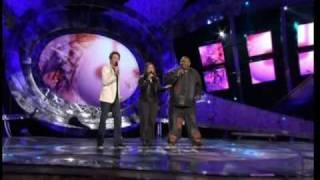 Video Kimberley Locke, Clay Aiken & Ruben Studdard - American Idol -  Up Where We Belong, Reunited & Solid download MP3, 3GP, MP4, WEBM, AVI, FLV Juni 2018