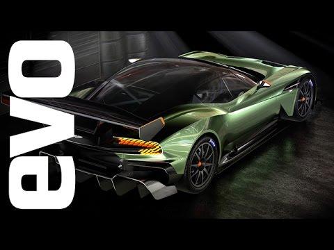 Aston Martin Vulcan At Geneva 2015 Evo Motor Shows Youtube