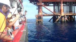 日本過來香港釣魚朋友
