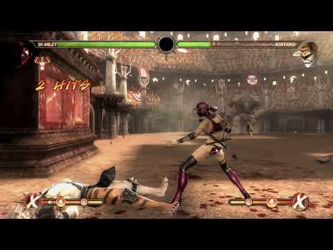 Download Mortal Kombat 11-го Года Challenge Tower 300 Scarlet No Block No Special Moves