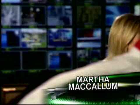 Martha MacCallum off-camera