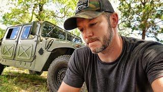 Huge but Very Sad News for the Humvee.....