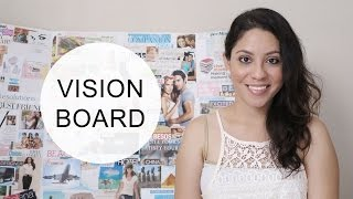 How to make your vision board! (ideas + tips) | LynSire