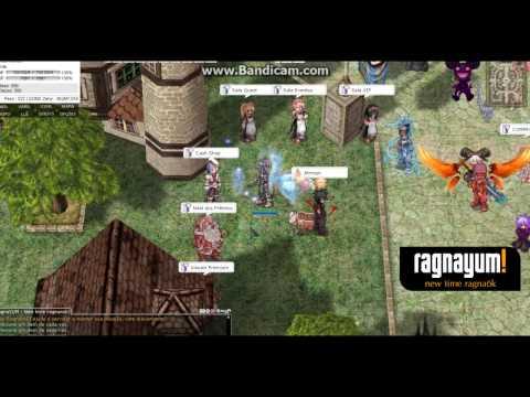 Ragnayum - Server Ragnarok BR FULL PVP 999/500