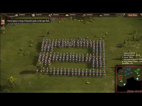 Cossacks 3 - The Battle of Breitenfeld (The Lion of the North) |