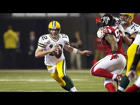 Aaron Rodgers vs Falcons (NFL Week 8 - 2016) - 246 Yards + 4 TDs! | NFL Highlights HD