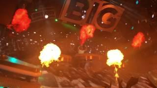 Opening David Guetta BIG Ibiza Ushuaia 2017