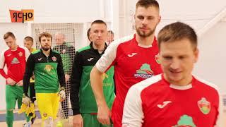Ясно Досько против Игнатика Очередной матч шедевр в истории белорусского мини футбола