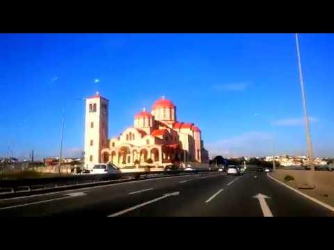 south Cyprus by car