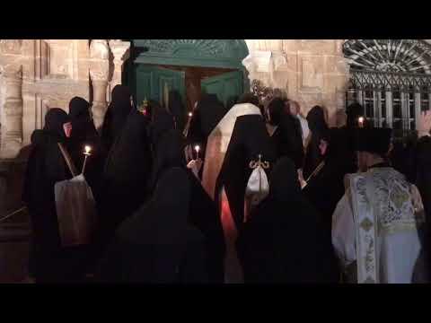 Пасха 2020. Монастырь св. равноап. Марии Магдалины.