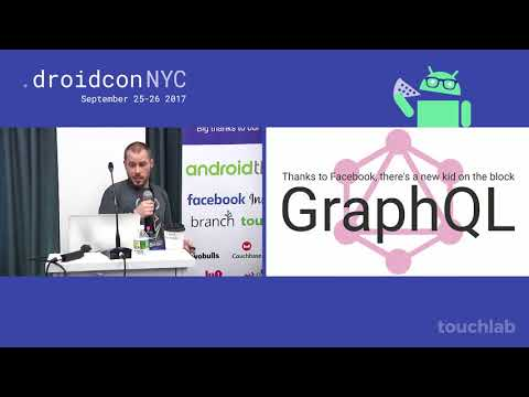 droidcon NYC 2017 - GraphQL on Android is here!