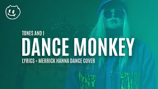 Gambar cover Tones and I - Dance Monkey (Lyrics)