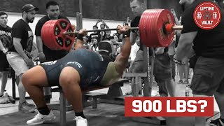 Is A 900 lbs Bench Humanly Possible?