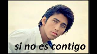 Daniel Lazo - Si no es contigo - [OFICIAL 2014] Universal Music - HD
