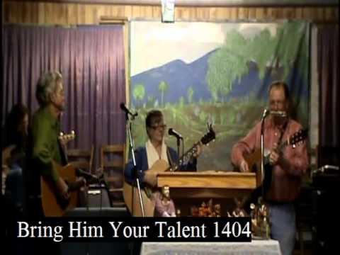 Log House Church W/ Bishop Family Singers