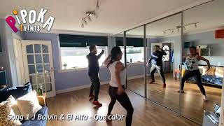 Workout at home with Pipoka Dance - Part 1-One-Uno-Un