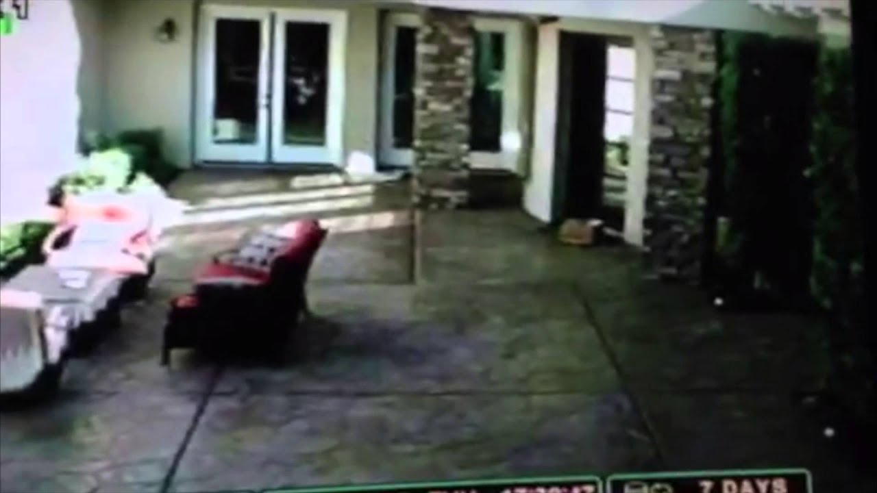 REAL Ghost caught on security cam!!?!