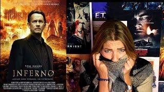 INFERNO (Tom Hanks) - MOVIE REVIEW!!
