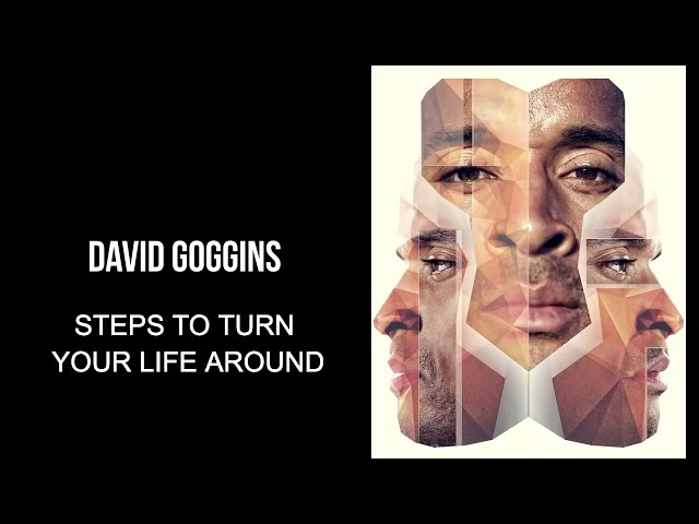 TNQ Podcast - David Goggins - Steps to turn your life around - Live autopsy on yourself