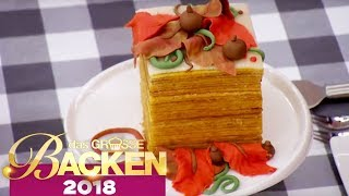 Saftiger Baumkuchen: Wessen Nachtisch überzeugt? | Verkostung | Das große Backen 2018 | SAT.1 TV