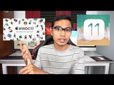 Fungsi dan Aplikasi Baru iOS 11 !