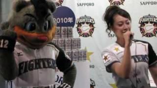 20100612中村果生莉さんのあいさつ@札ド 中村果生莉 検索動画 3