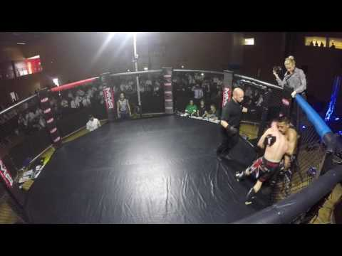 Ultra MMA | Watford | Rehan Hussain VS Adam Greenwood