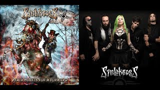 SYNLAKROSS Death Bullets for a Forajido FULL ALBUM