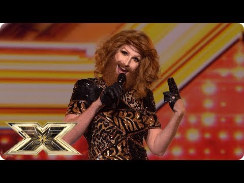 Simon Cowell Shocked By Brilliant X Factor Audition! | Auditions Week 4 | The X Factor UK 2018