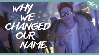 Why We Changed Our Name ⚠️