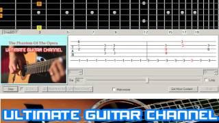 [Guitar Solo Tab] The Phantom Of The Opera (Michael Crawford And Sarah Brightman)