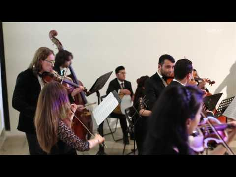 Live music: Baku Chamber Orchestra / Conductor: Fuad İbrahimov