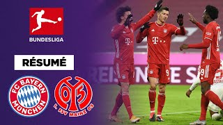🇩🇪 Résumé : Le Bayern fait le spectacle face à Mayence