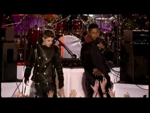 Justin Bieber - Christmas at Rockefeller Center