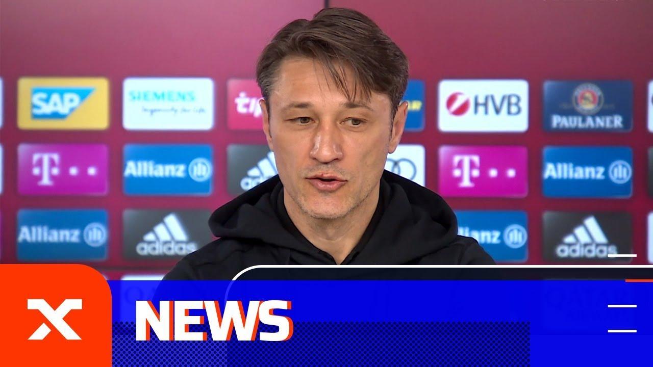 Niko Kovac über Borussia Dortmund, DFB-Pokal und Freiburg-Patzer | FC Bayern München | SPOX