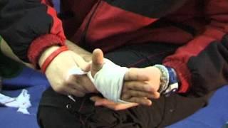 PREVIJANJE MARAMAMA-Training bandage