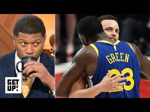Jalen Rose shuts down talk of the Warriors being better without KD | Get Up!