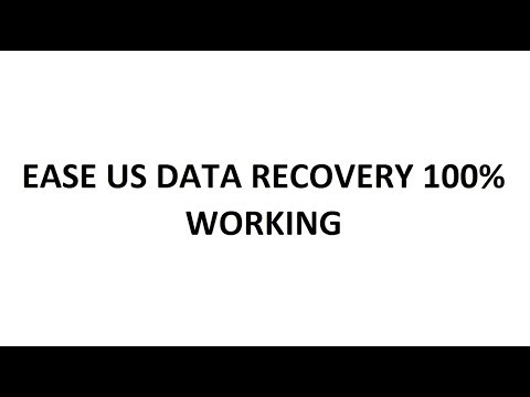 Crack Easeus Data Recovery Free