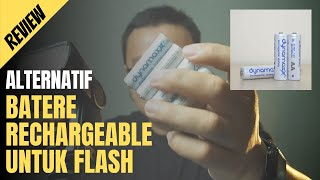 Baterai Alkaline Rechargeable AA 1200mAh 2PCS Berkualitas KHF70 - Original 258
