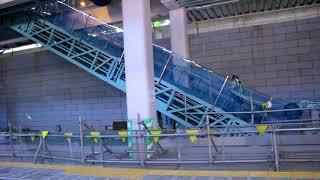 JR東日本 原宿駅改良工事 現況 2019年11月21日