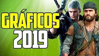 TOP 5 - MELHORES GRÁFICOS DE 2019