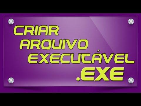 criar-arquivo-executável-exe