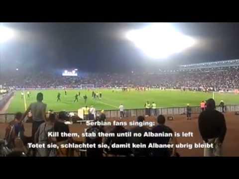 Serbi-Shqipëri, videoja e së vërtetës që nuk e pa UEFA- RTV Ora News- Lajmi i fundit-