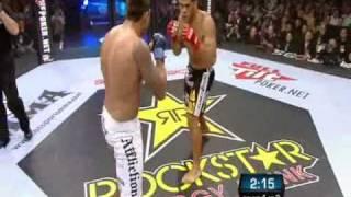Strikeforce 7 11 09 Antonio silva vs Fabriccio werdum part 1