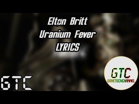 Elton Britt - Uranium Fever LYRICS