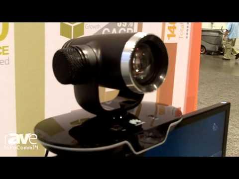 InfoComm 2014: Huawei Enterprise Displays TE30 All-in-One Video Conferencing Unit